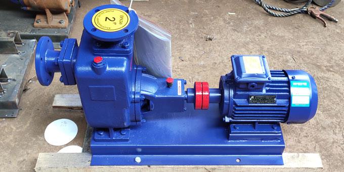 ZW型自吸排污泵-浙江连盛水泵制造